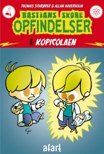 Bastians skøre opfindelser 1, Kopicolaen