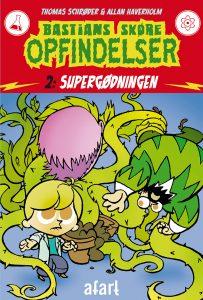 Bastians skøre opfindelser 2 – Supergødningen